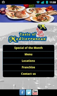 Taste of Mediterranean- screenshot thumbnail