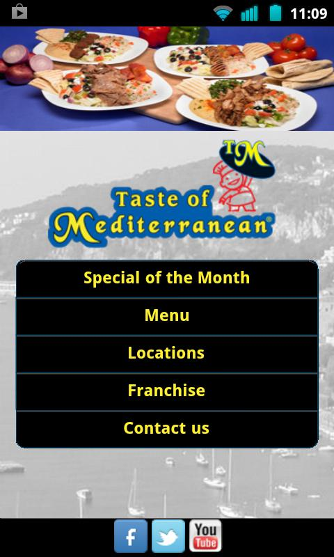 Taste of Mediterranean- screenshot