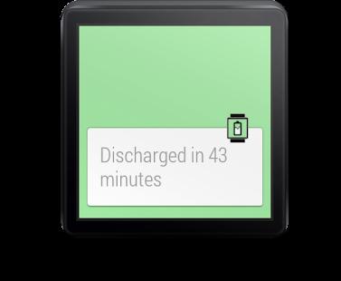 Wear Battery Stats Screenshot 5
