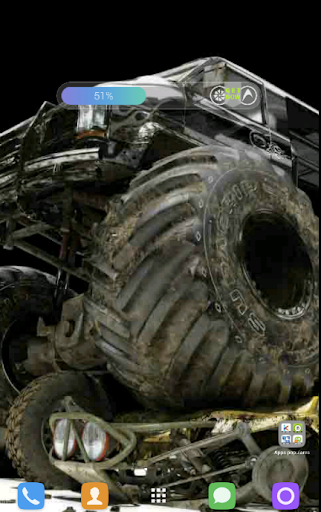 【免費個人化App】Monster Trucks Wallpaper-APP點子