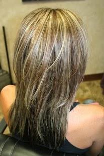 Hair Color Ideas - screenshot thumbnail