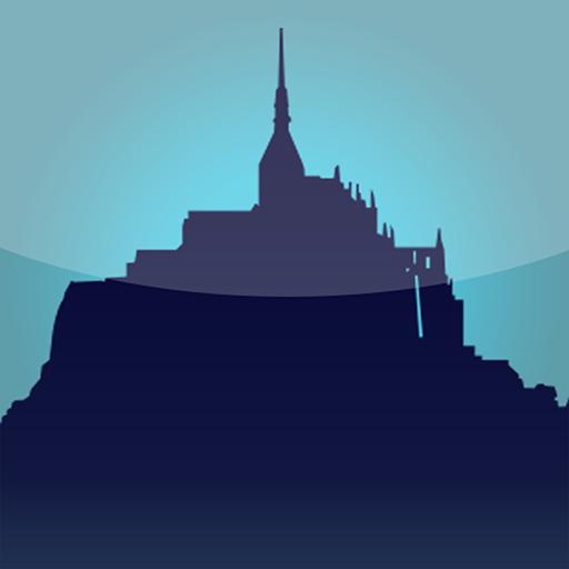 Mont Saint Michel LOGO-APP點子