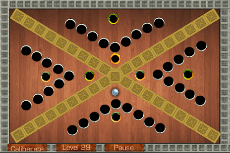 Wooden Labyrinth - screenshot thumbnail