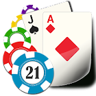 BlackJack 21 Free icon