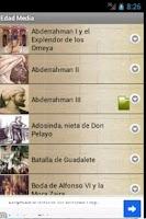 Screenshot of Pasajes de la Historia
