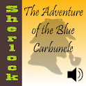 Adventure of Blue Carbuncle logo