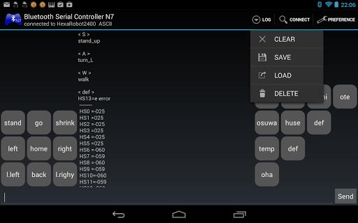 Bluetooth Serial Controller N7