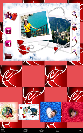 Lovely Photo Frames Collage 1.33 screenshots 3