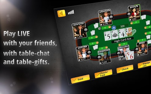 Free Texas Holdem Poker- screenshot thumbnail