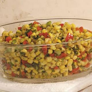Southwest Skillet Corn.