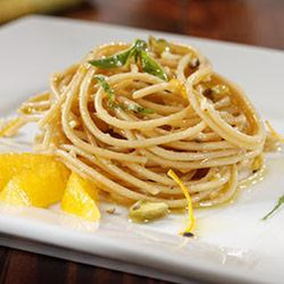 Whole Grain Spaghetti with Chicken
