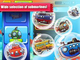 Screenshot of Adventures Under the Sea