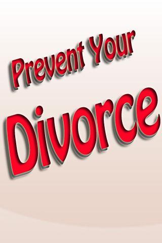Prevent Your Divorce