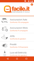 Screenshot of Facile.it - Assicurazioni Auto