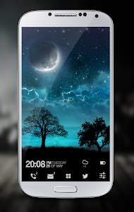 Dream Night Free LiveWallpaper v1.4.1