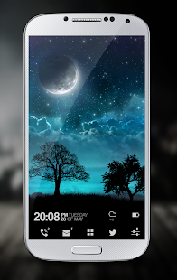 Dream Night Free LiveWallpaper- screenshot thumbnail