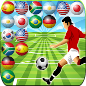 Football Bubble Shooter
