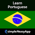 Learn Portuguese by WAGmob icon