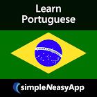 Learn Portuguese by WAGmob icon