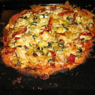 Quick Crust Pizza