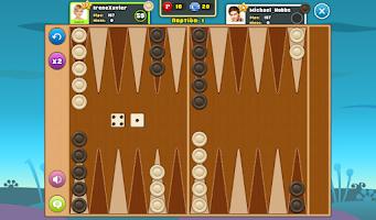 Screenshot of Τάβλι