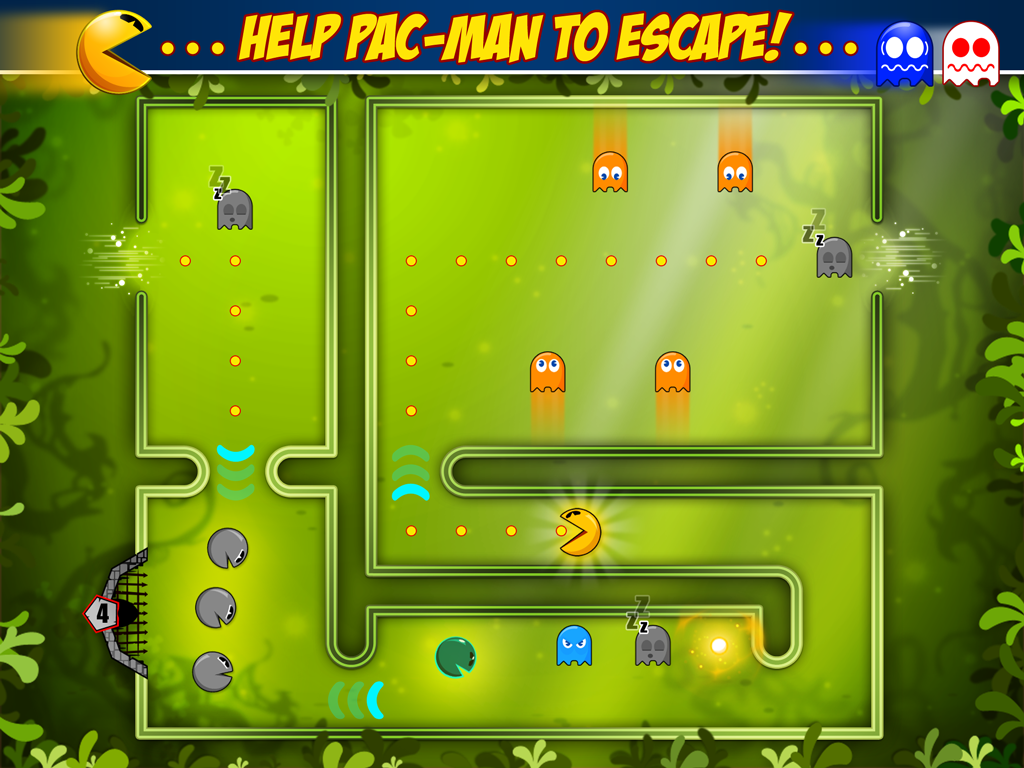 PAC-MAN Friends- screenshot