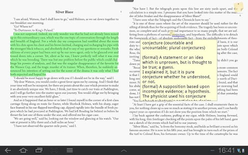 NeoSoar eBooks PDF&ePub reader - screenshot thumbnail