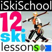 12 Ski Lessons