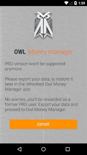 Owl Exporter