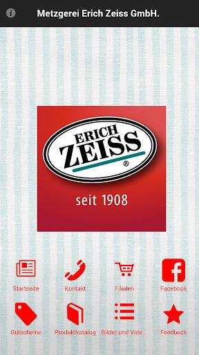 Metzgerei Erich Zeiss GmbH.