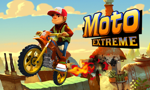 Moto Extreme - Moto Rider v1.2.035