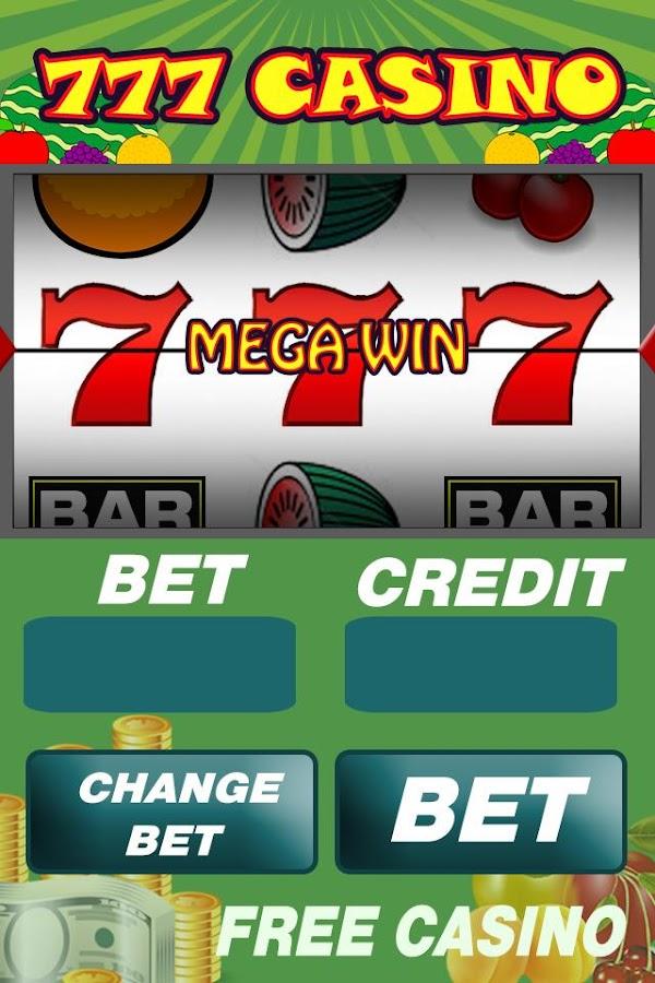 play free 777 casino slots