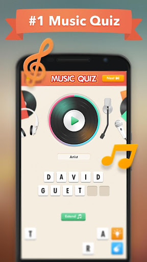 Music Quiz screenshot