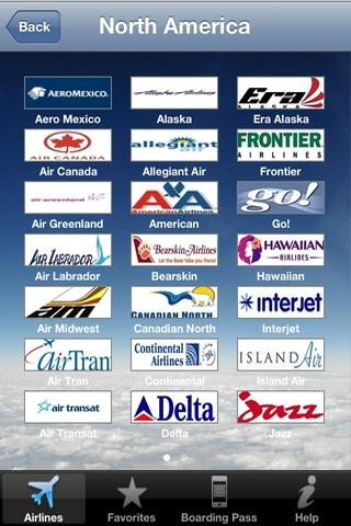 Airline Flight Check-In Asia- screenshot