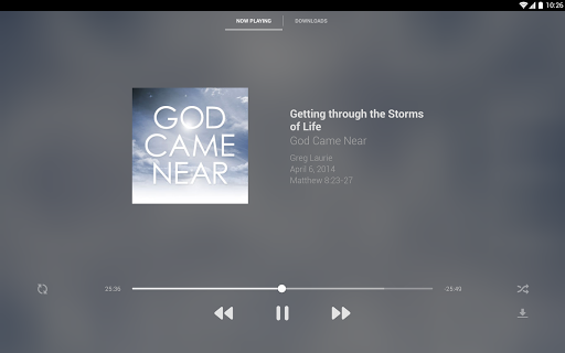 【免費教育App】Harvest: Greg Laurie-APP點子