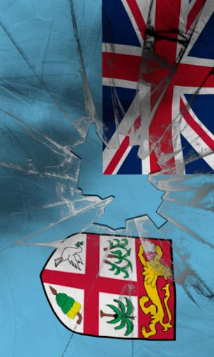 斐濟國旗生活壁紙