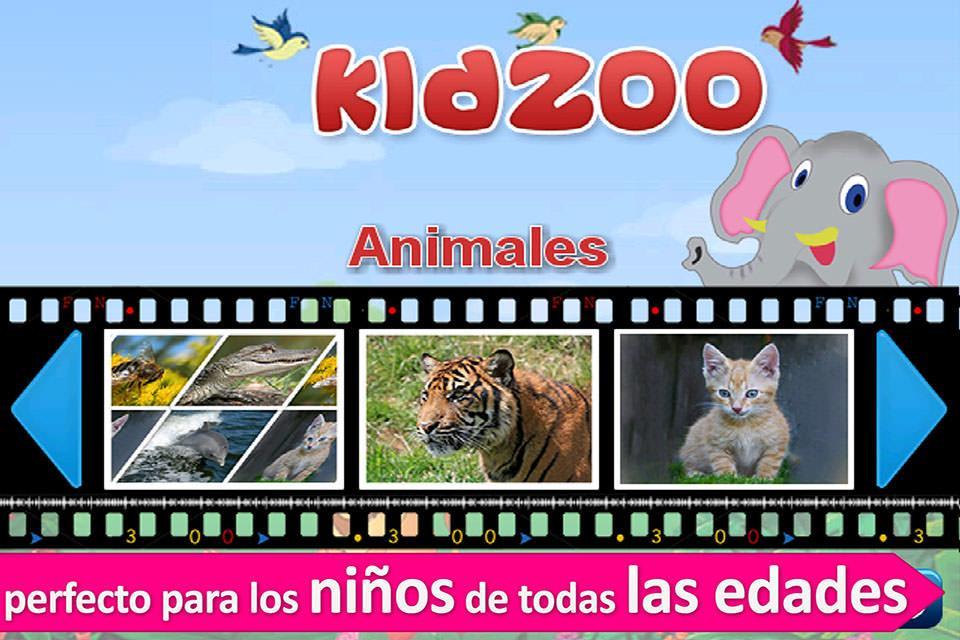 Sonidos de Animales para niños - screenshot