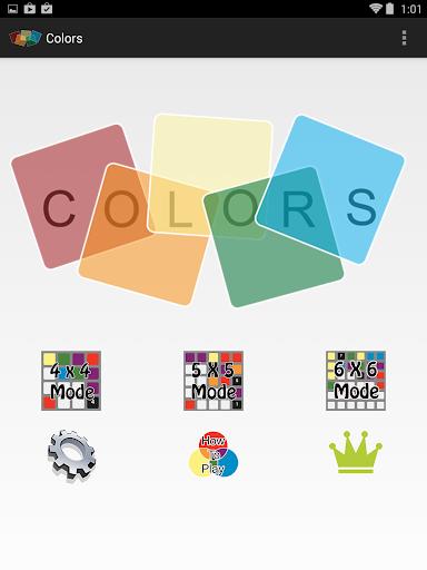 Colors - 面白い 三原色 色ゲーム TPC