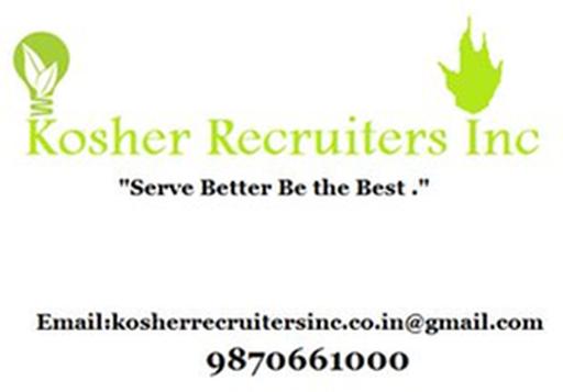 Kosher Recruiters Inc