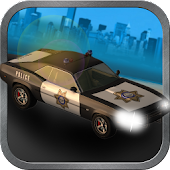 Police Car: Street Driving Sim