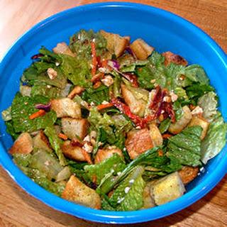 Sun-Dried Tomato, Feta and Pine Nut Salad