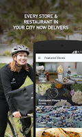 Screenshot of Postmates