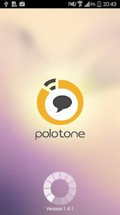 Polotone - náhled