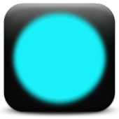 Flashlight Blue PRO