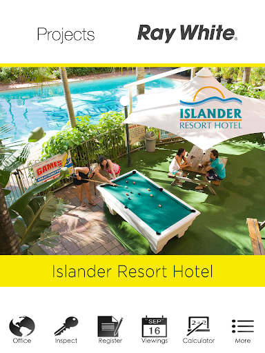 玩商業App|Ray White The Islander Resort免費|APP試玩