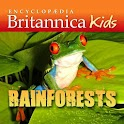 Britannica Kids: Rainforests icon