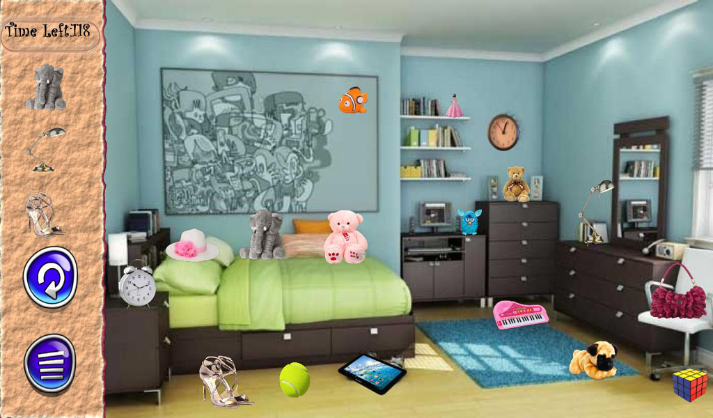 Hidden Objects Girls Room Android Apps On Google Play