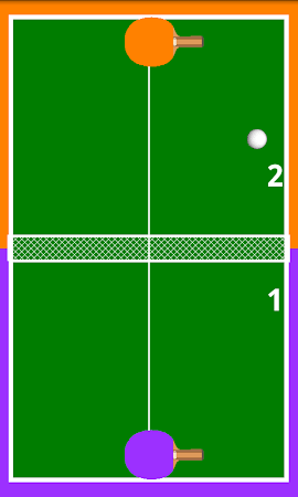 Ping Pong Classic HD 2 2.0 screenshot 641535