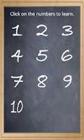 Screenshot of Kids Learn n Write 123 (Free)