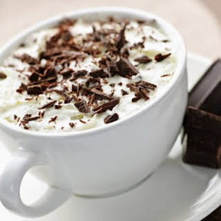 Slow Cooker Decadent Hot Chocolate.